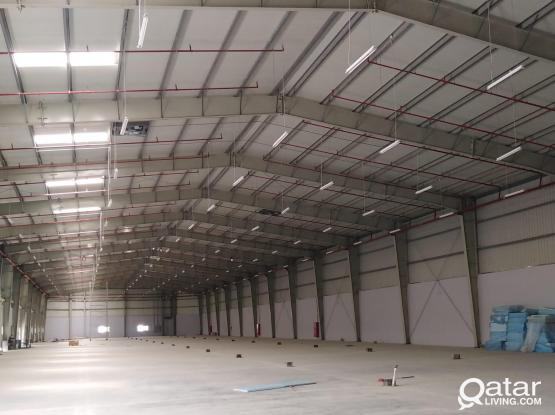 3500 SQUARE METER STORE FOR RENT IN BIRKAT AL AWAMER
