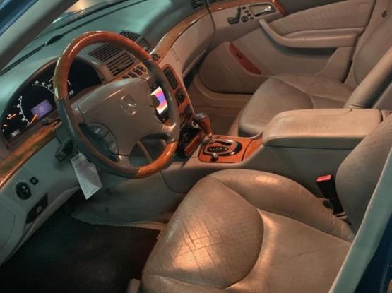 Mercedes S 2000