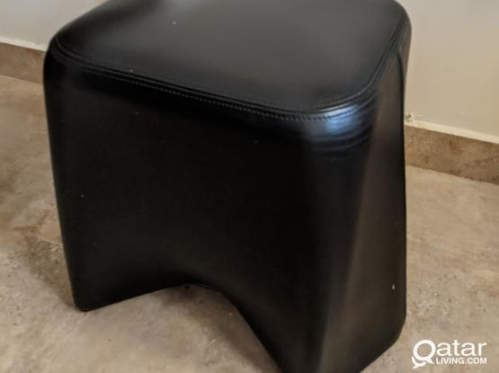 Faux Leather Stools for sale