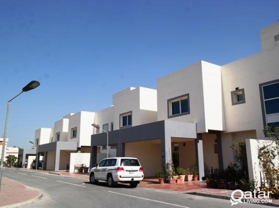 No Commission! One Month Free! Spacious 3 Bedroom Compound Villa near Miraq Mall