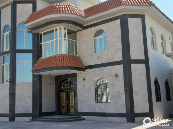 7 Bedroom Very Spacious Villa at West Bay