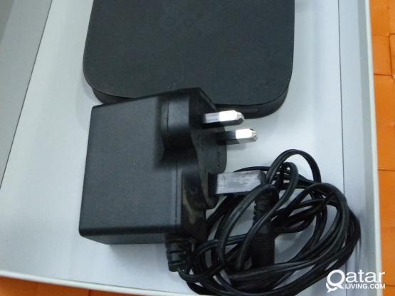 Oreedo TV ,extra router free