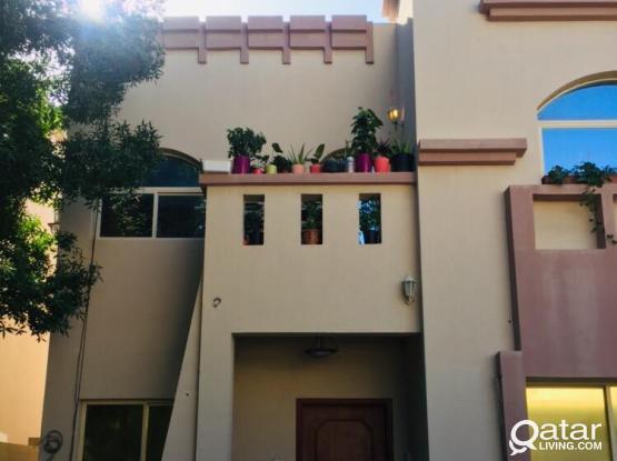1bhk villa part apartment, al maamoura,near dana hypermarket