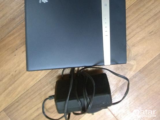 Huawei Internet device.