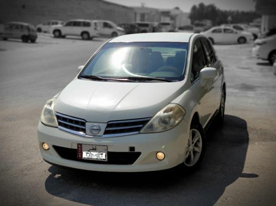 Nissan Tiida 1.6L 2009
