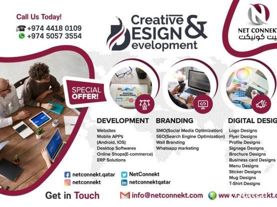Business Branding Services(logo, Flyer, Brochure, Profile, Websites, Mobile Apps, Softwares, ERP Sol