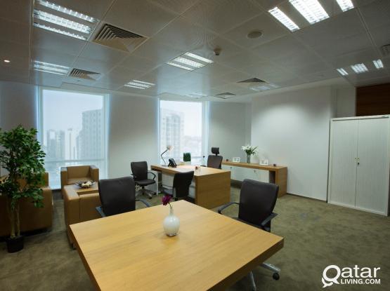 Prime  location offices Al Sadd