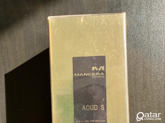 Mancera Aoud S perfume