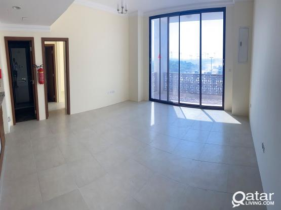 1 BHK unfurnished in Lusail for rent with a  Month free