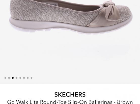 Skechers Walk Lite Slip-on Ballerinas - Original P