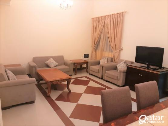 Well Maintained Spacious 2BHK Apt in Al Sadd