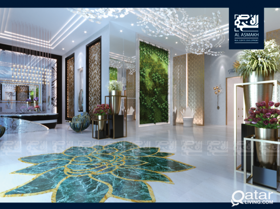 Most Luxurious 3-BDR in Floresta, The Pearl