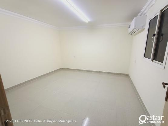 Brand New  One Bedroom Villa Apartment Available at Ain Khaled  Opposite Oscar Academy
