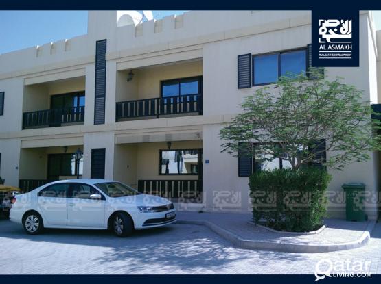 Semi Furnished 5- Bedroom Villa in Al Waab