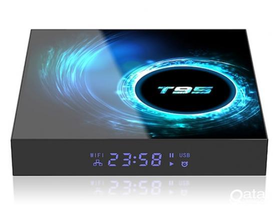 T95 Android 10 Smart TV Box – 4GB 64GB Allwinner H616