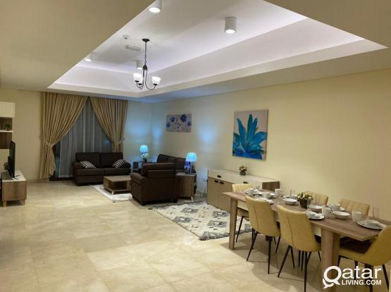 LUXURY 1 BHK LUSAIL ONE MONTH FREE NO COMMISION