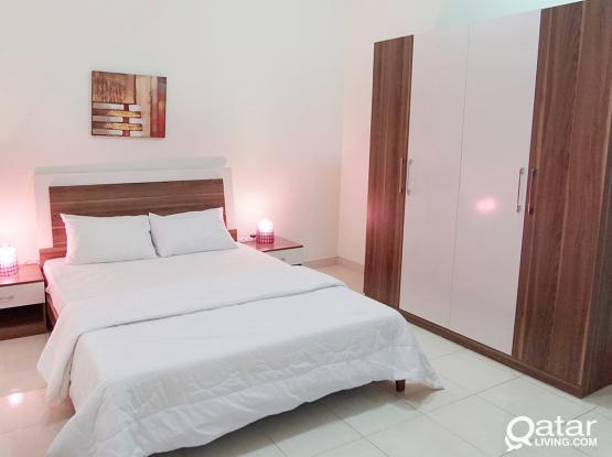 VERY SPACIOUS 3 BED FURNISHED APART NEAR DHL (No Commission)