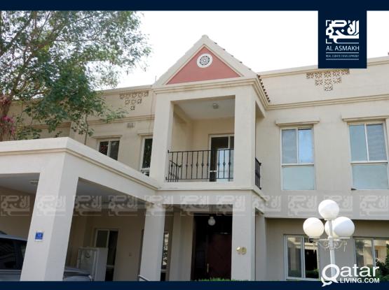 4- BDR in Beverly Hills Garden Villa, Al Waab