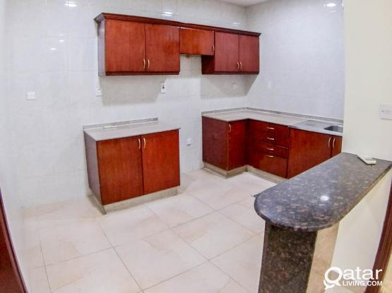 Unfurnished, 2 BHK Apartment in Al Sadd 4,650