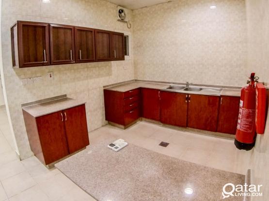 Unfurnished, 3 BHK Apartment in Al Sadd near Metro Station