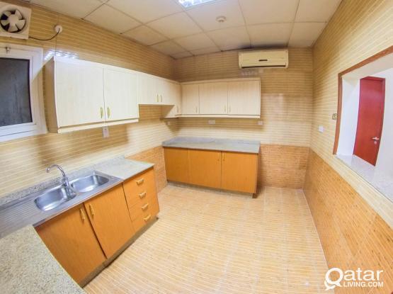 Unfurnished, 2 BHK Apartment in Muntazah 4,500