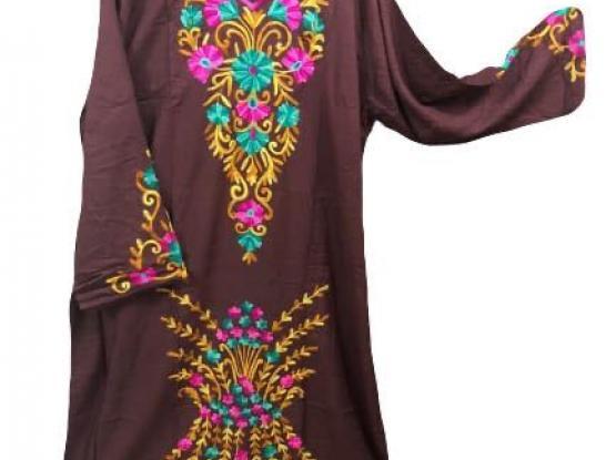 Jalebiya Embroidery Work