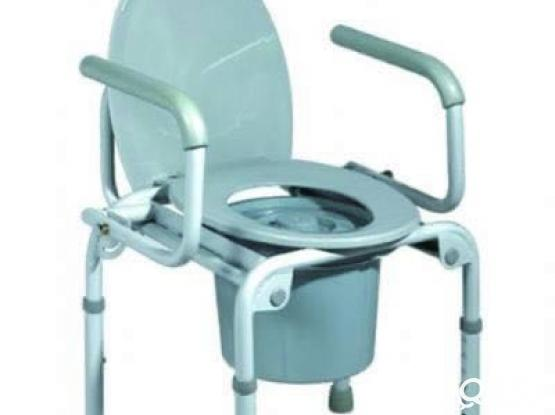 Commode Chair Fixed