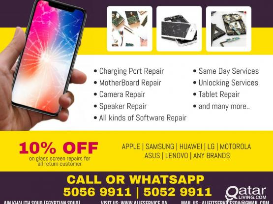 Call / Whatsapp 50569911 |50529911 MOBILE REPAIR SERVICES