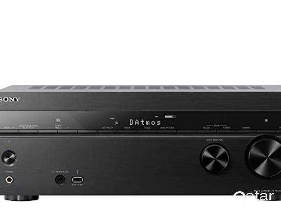 Sony STRDN1080.CEK 7.2 CH 4K UHD AV Receiver with Dolby Atmos and Multi-Room - Black