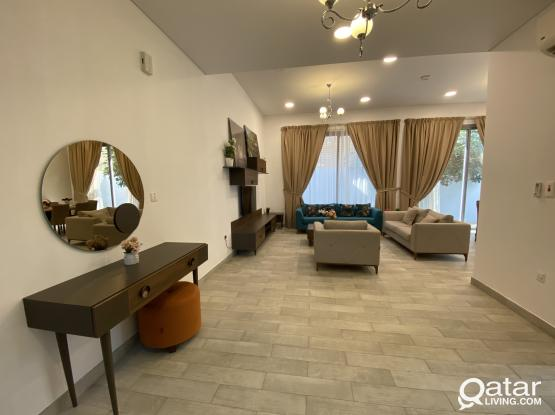 1 Month Free - Brand New and Fully furnished 4 Bedroom Compund villa at Muraikh