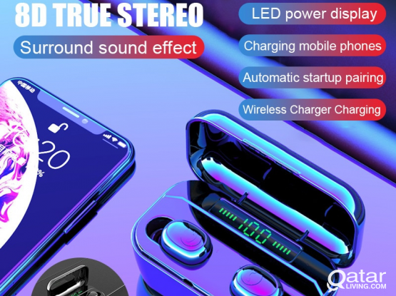 New Good Quality G6S Bluetooth 5.0 Earbuds