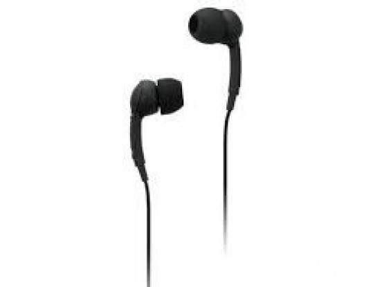 Lenovo 100 in Ear Headphone Black (GXD0S50936)