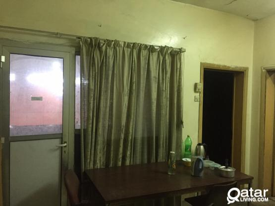 Two persons in one Room (Qr. 600 / Bed)