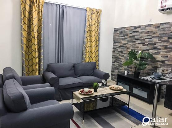 Furnished, 1 BHK in Muaither 4,500