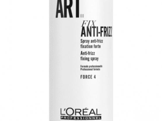 Anti frizz spray