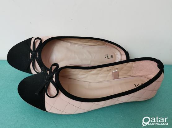 Shoes Tex Black-Sand Colour