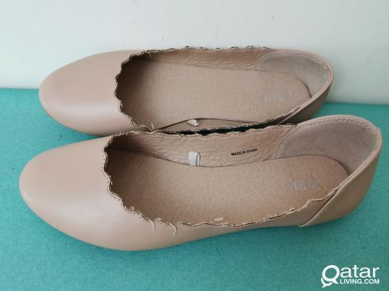 Shoes Tex Sand Colour