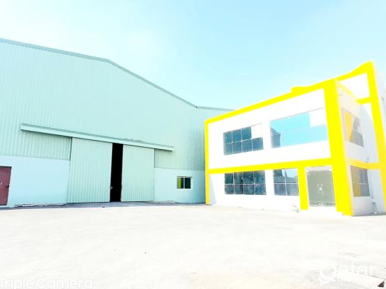 5000 SQM BRAND NEW FACTORY FOR RENT IN NEW INDUSTRIAL AREA