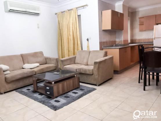 Furnished, 1 BHK Apartment in Al Ghanim