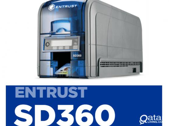 SD360 ID card printer for SALE