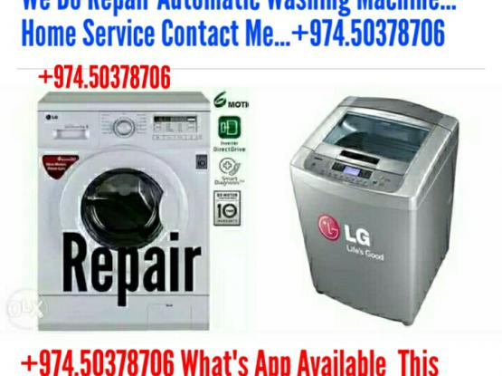 ☆ WASHING MACHINE REPAIR...CALL 50378706  ME