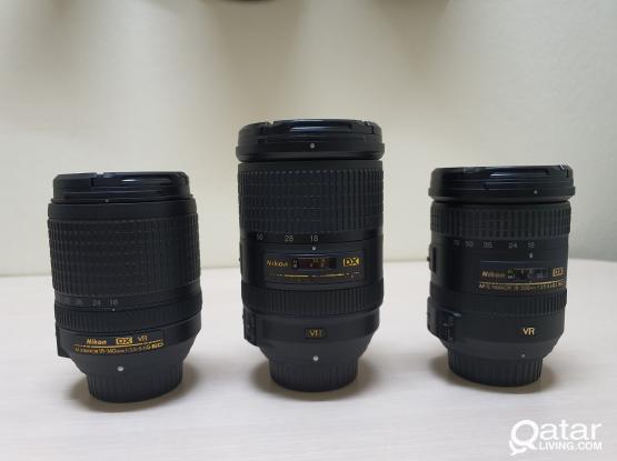 Nikon Lenses for Sale