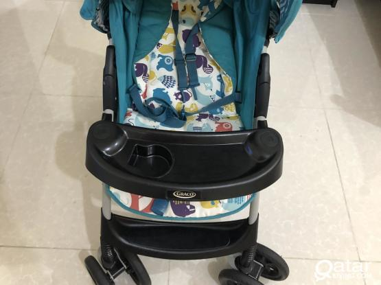 Baby stroller  (Graco)