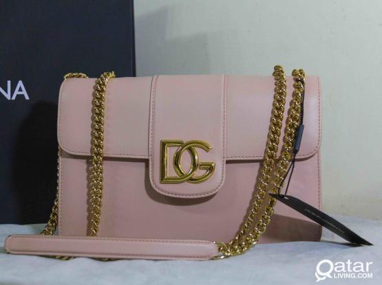 "DOLCE & GABBANA ""DG Millenials"" Collection shoulder bag"