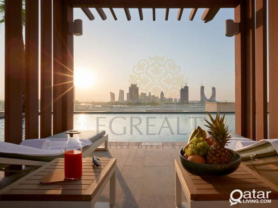 2 MONTHS FREE: Sea View 2BR Apartment in Abraj Quartier