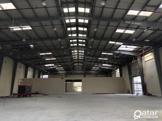 warehouse for rent (5000.m)Berkat Al Awamer