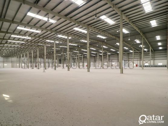 Spacious 4000SQM Warehouse