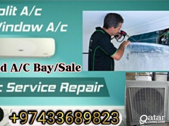 Used AC Buy/Sale AC  Maintenance  AC Repair