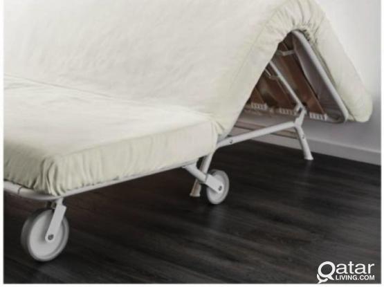 Two-seat sofa-bed - IKEA