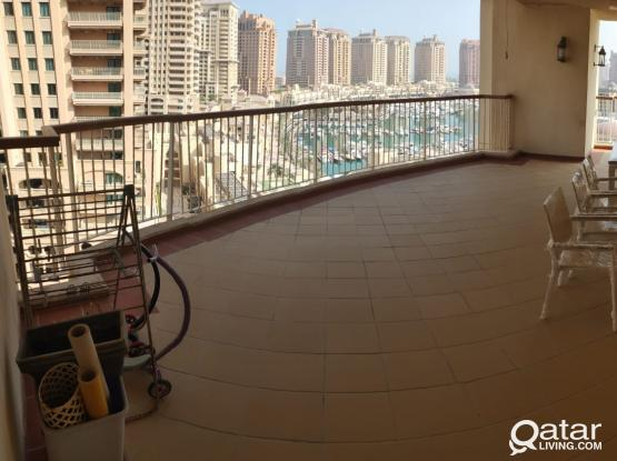 LIMITED TIME OFFER!!1 MO. FREE! MARINA VIEW! 3 bedrooms apartment for rent in Pearl (808)